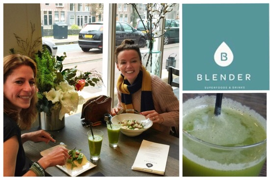 Hotspot: Blender in Haarlem