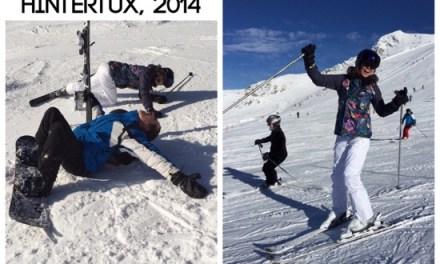 Skiën, kan je dat verleren?
