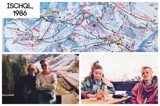 skiën in ischql