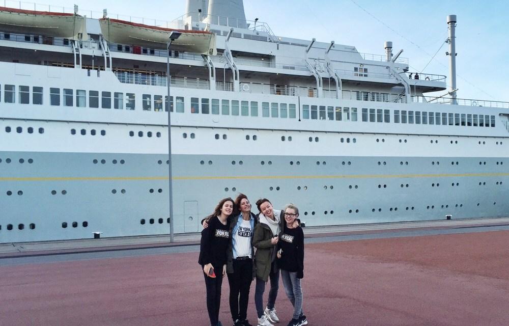 SS Rotterdam: Slapen op een cruiseschip