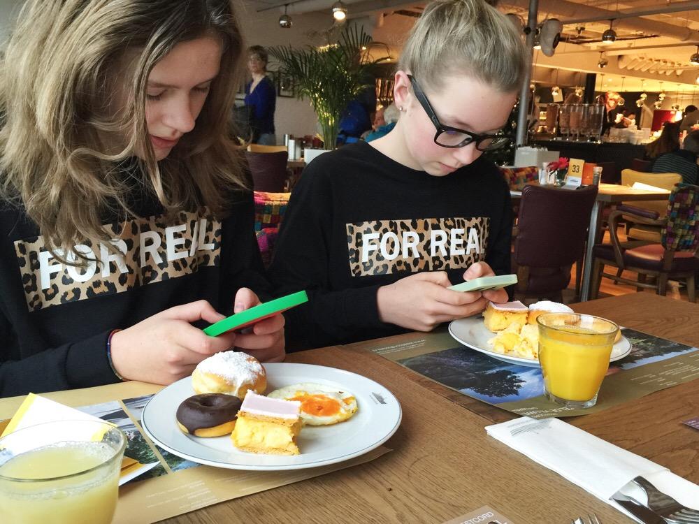 ontbijt ss rotterdam