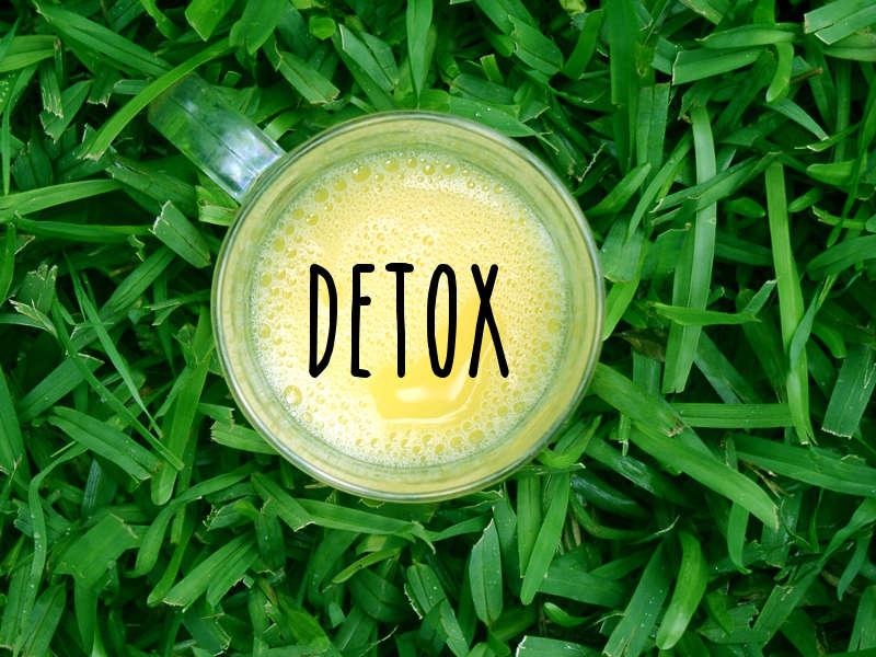 Detox recepten voor 3 dagen
