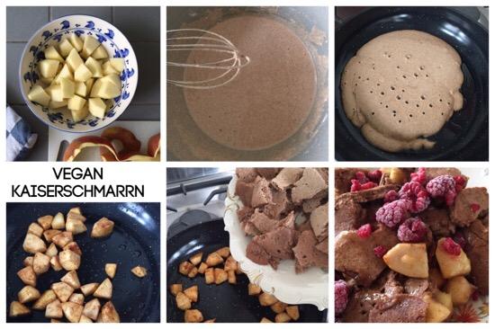 Recept voor suikervrije Kaiserschmarrn (Oostenrijkse pannenkoekjes)