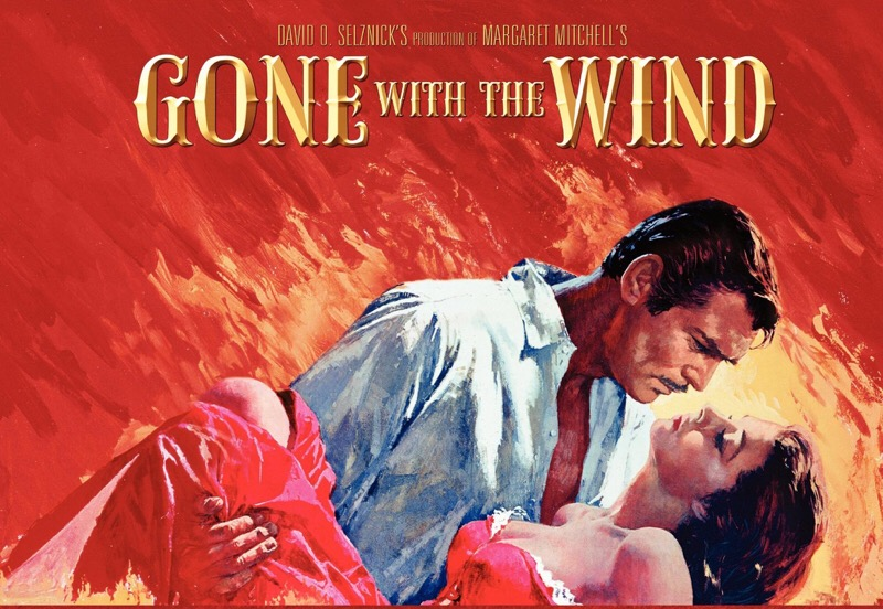 Filmtip Gone With The Wind One Hand In My Pocket