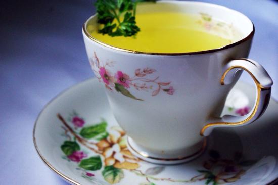 peterselie thee