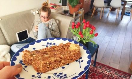 Bananenbrood recept met havermout en wortel