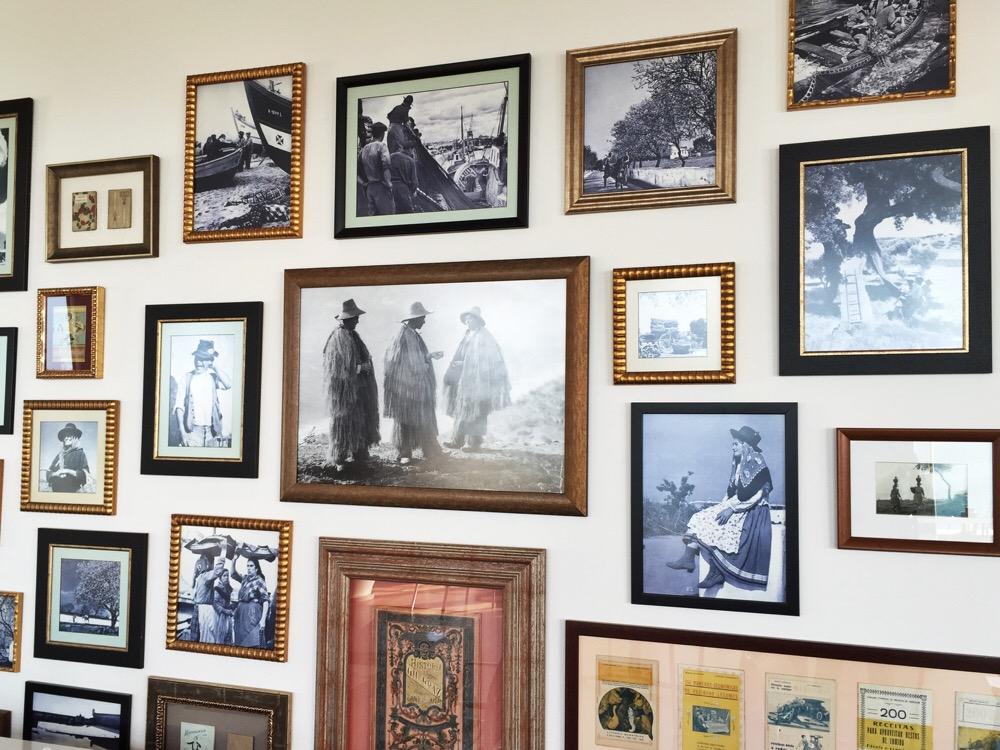 gallery wall Martinhal