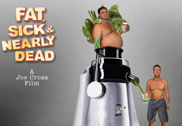 Meet Joe, Joe Cross en zijn allerlekkerste juices en smoothies