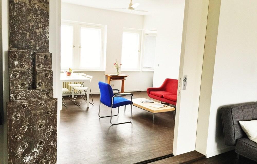 """Als een local met je """"eigen"""" appartement in Berlijn"""