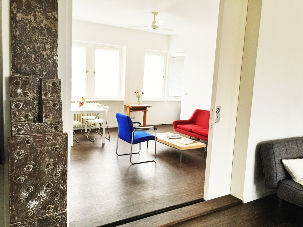 AirBnB appartement in Berlijn