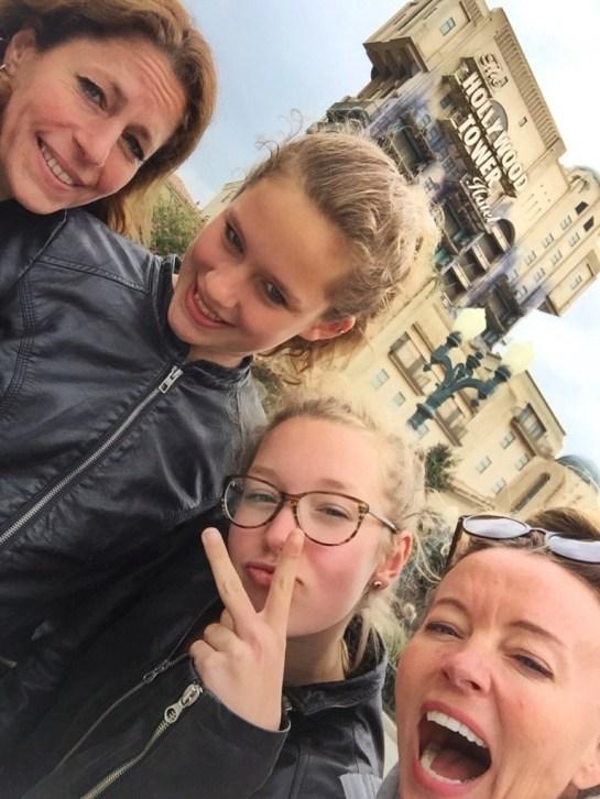 Disneyland Parijs voor tieners