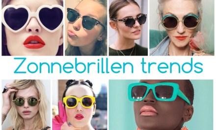 De hotste zonnebrillen trends