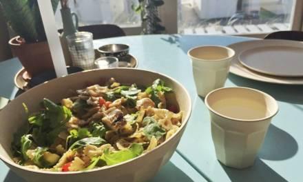 Zomerse recept: Gerard's pastasalade met kip en asperges