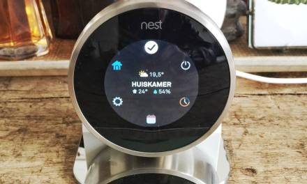 """Gadget-review: de Nest """"zelflerende"""" thermostaat"""