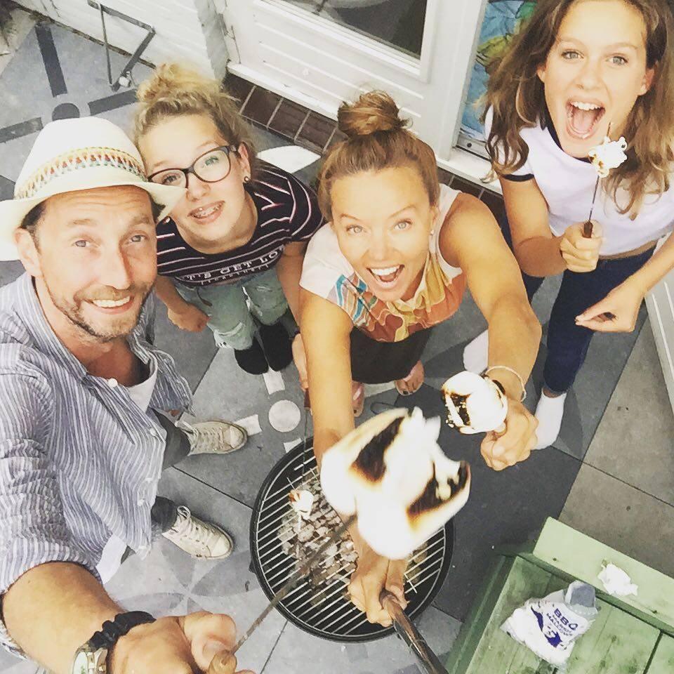Weber barbecue winnen