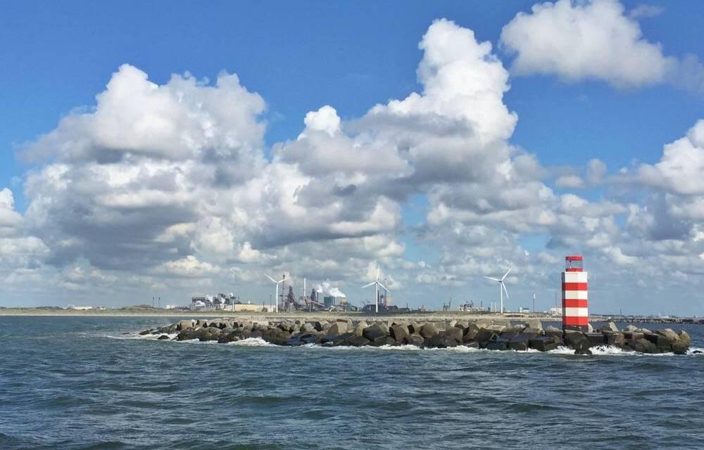 Een windmolenpark op zee, hoe ziet dat eruit?