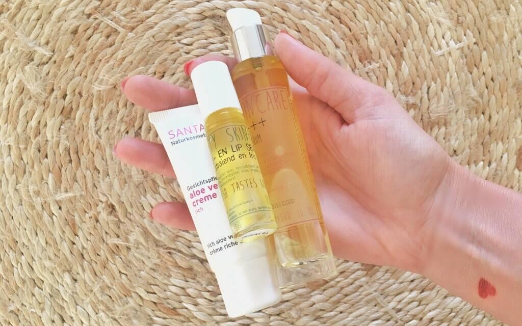Tasty Skincare 100% natuurlijke huidverzorgingssets (yes, ook eetbaar!)