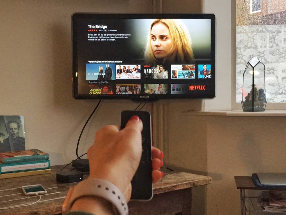 Netflix met je Apple TV