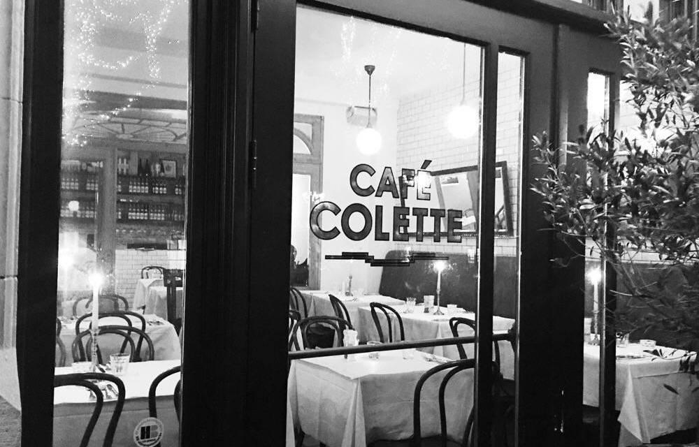 Hotspot Haarlem: Café Colette