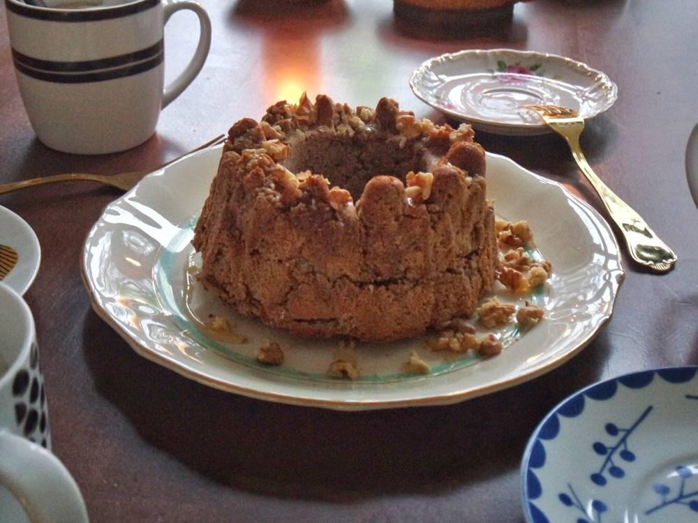 Recept gezonde bananencake - OHIMP