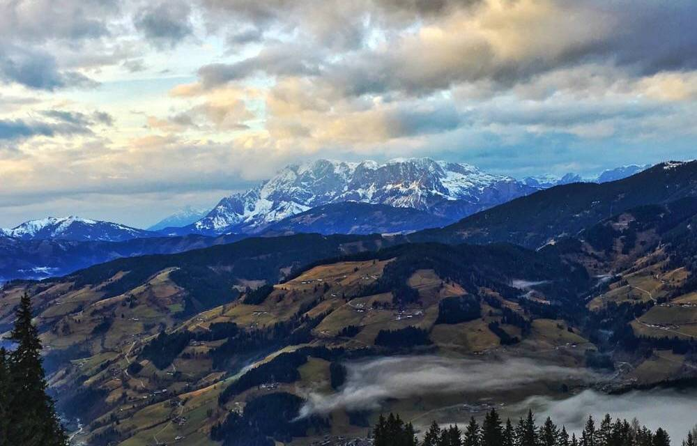Skiën in Salzburgerland