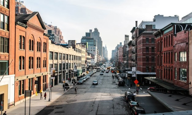 Must see in New York: stadspark High Line