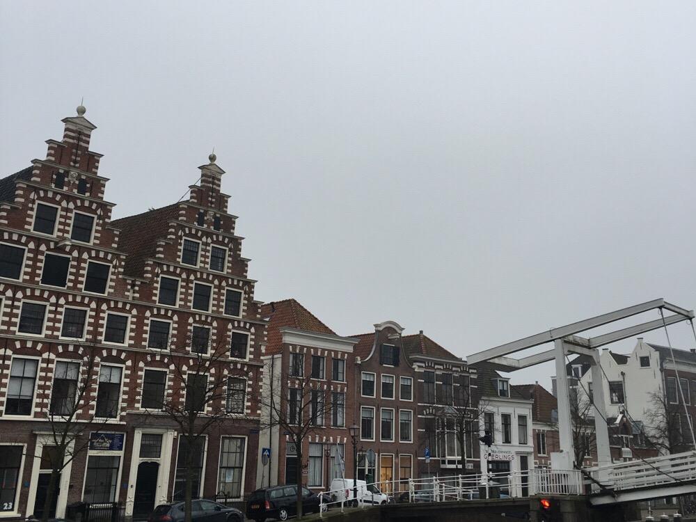 Het Spaarne in Haarlem - OHIMP