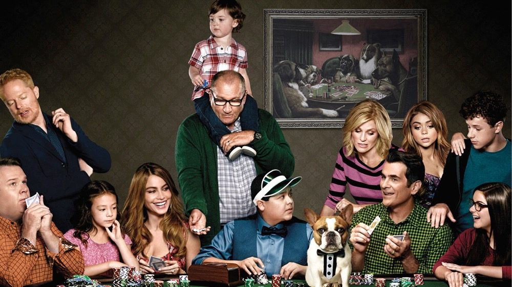 Family Friendly Netflix series - Modern Family
