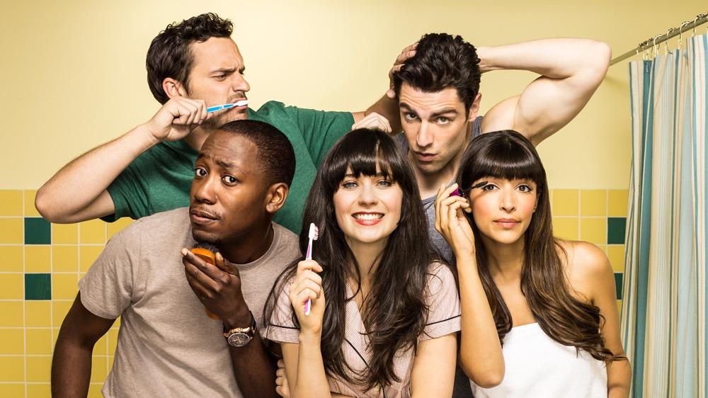 Family Friendly Netflix series - New Girl