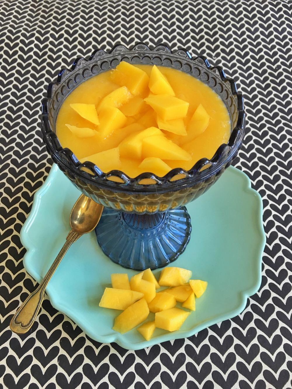 mangopudding