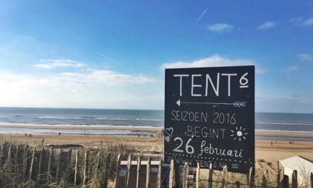 Hotspot: Tent 6 in Zandvoort