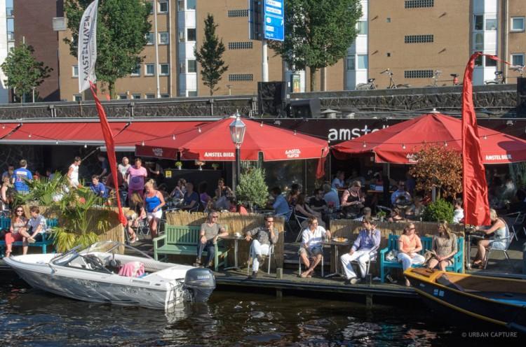 Amstelhaven - Amsterdamse Grachten