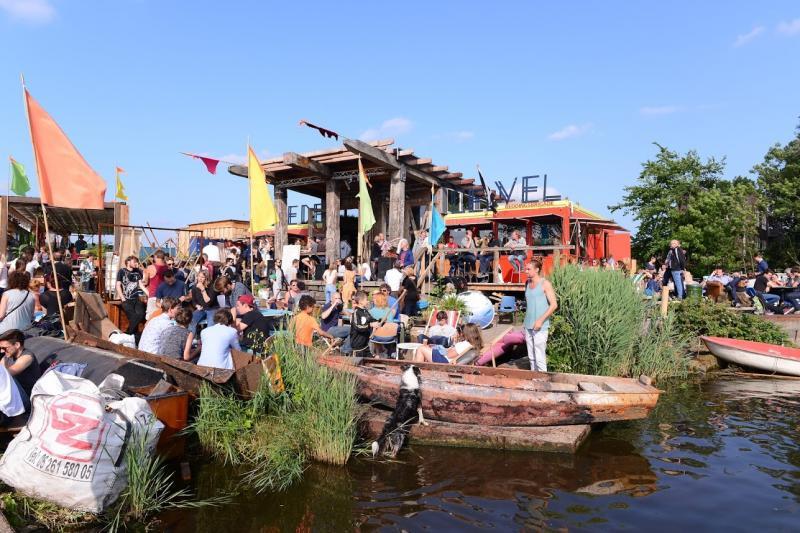 de ceuvel - Hotspots in Amsterdam Noord
