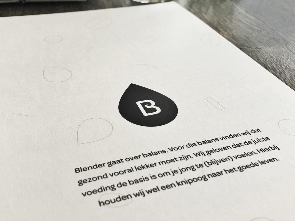 Blender in Haarlem