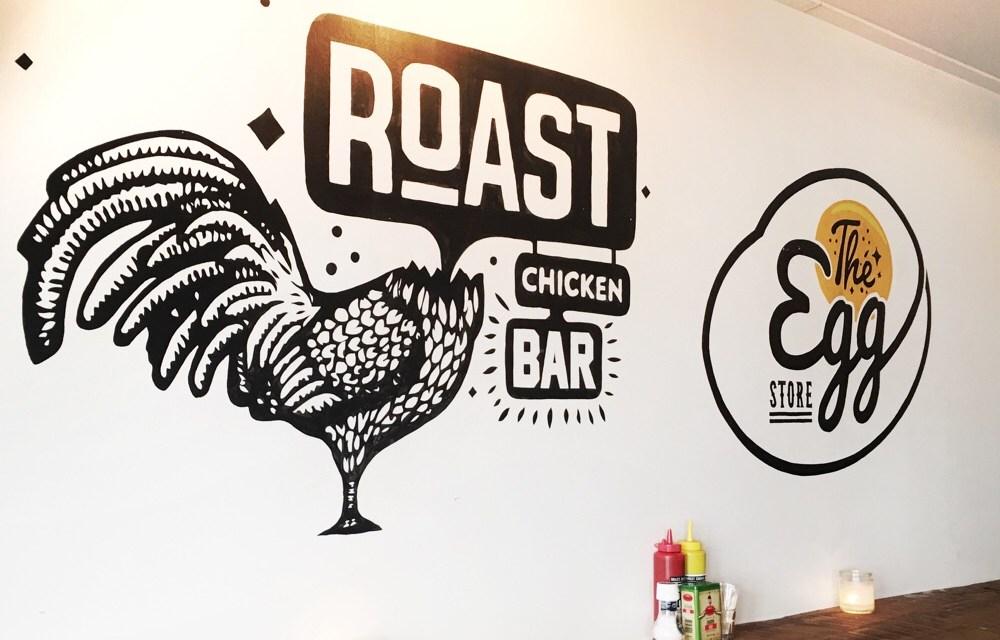 Hotspot: Roast Chicken Bar in Haarlem