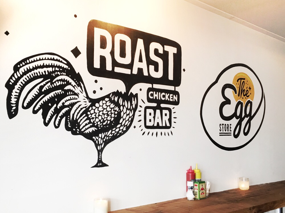 Roast Chicken Bar interieur