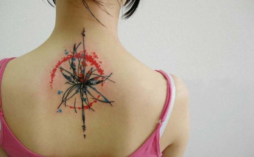 Trending: watercolor tattoo