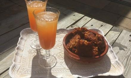 Delicious koningsdag cocktail