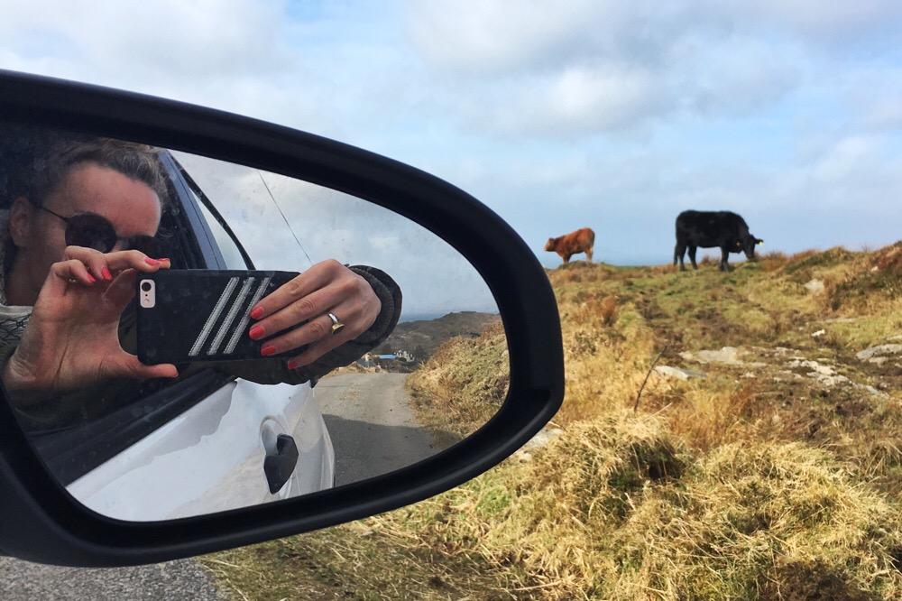themavakantie: roadtrip Ierland