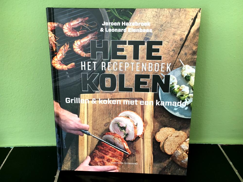 Hete Kolen receptenboek