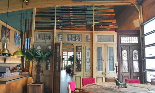 Hotspot: strandtent San Blas in Bloemendaal