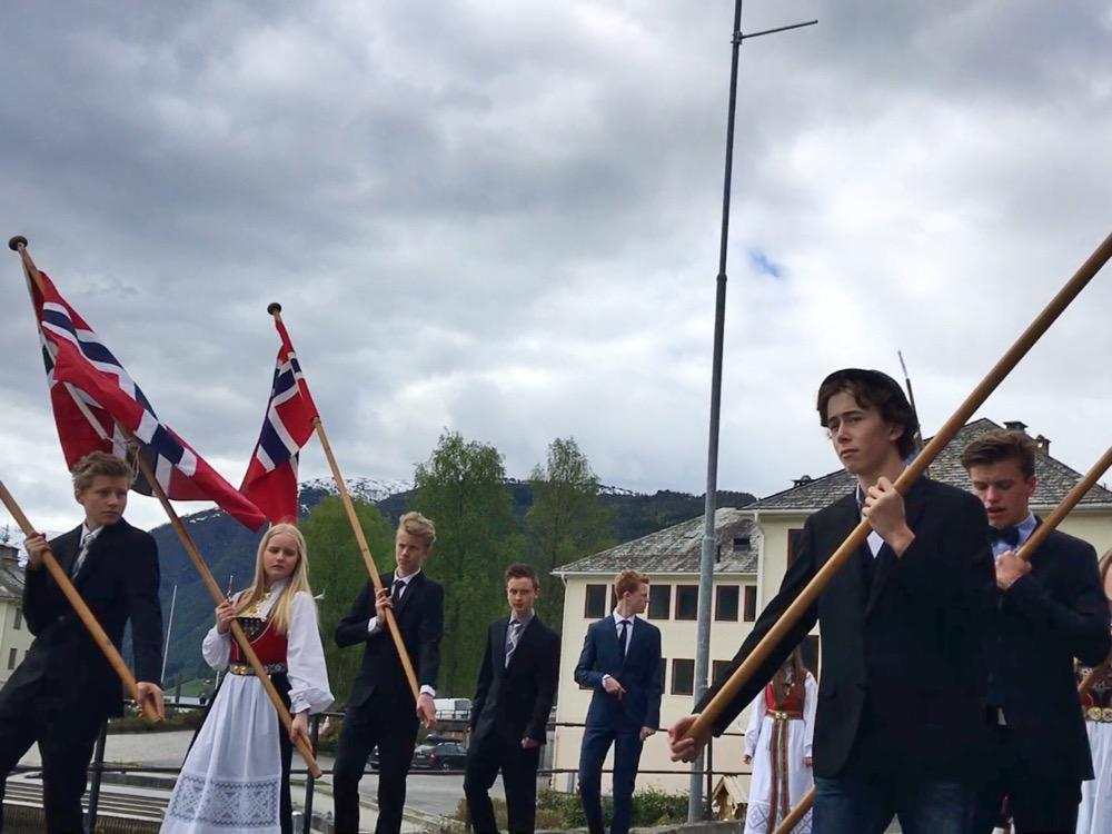 Feestdag Noorwegen