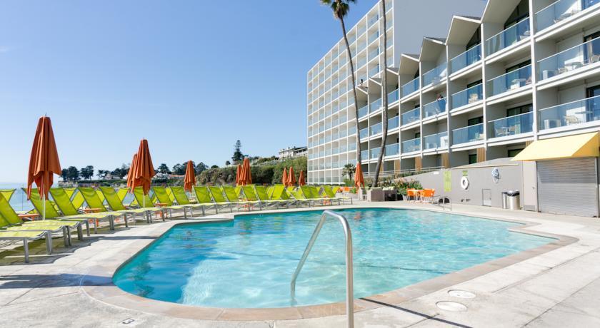 pool Dream Inn Santa Cruz