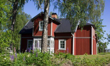 """Aanrader: je """"eigen"""" vakantiehuis in Zweden"""