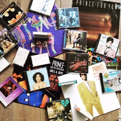 Prince verzameling