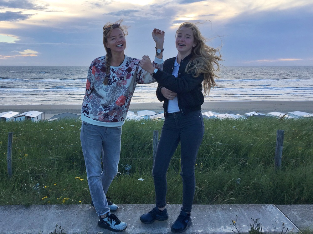 Mia en Bonnie