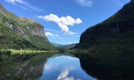 Back to basic in Osa – Noorwegen