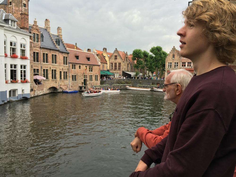 Boottochtje Brugge