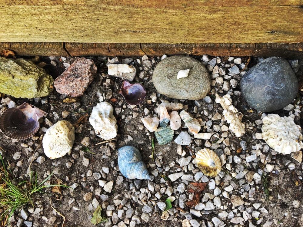 stenen souvenirs