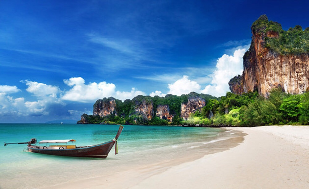 Thailand, here we come!